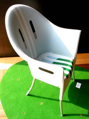 Art meets design philip starck for Philip starck stoel